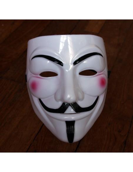 Mascara Anonymous (Guy Fawkes / V de Vendeta)