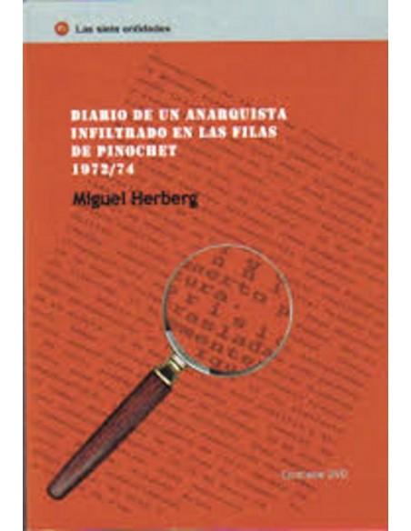 Diario de un anarquista infiltrado en las filas de Pinochet 1972/74