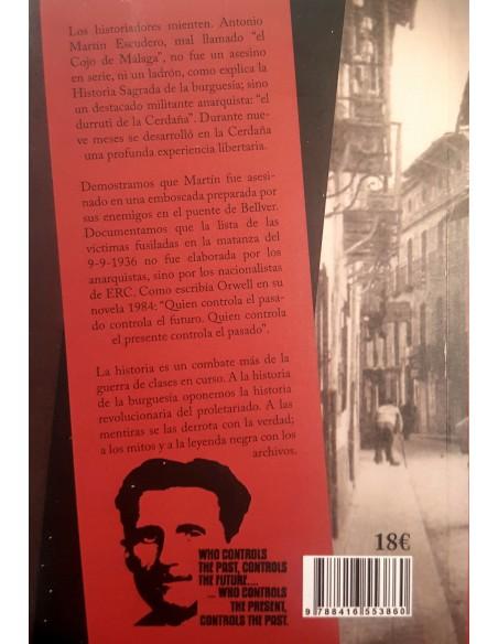 Nacionalistas contra anarquistas en la Cerdaña (1936 - 1937)