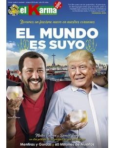 Revista EL KARMA Nº 200 verano 2018