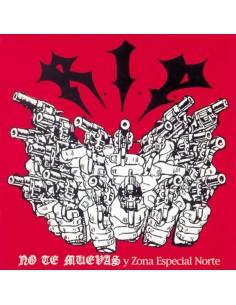 R.I.P. No te muevas y Zona especial Norte - CD