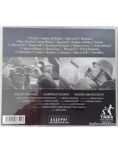 Mirant al cel (B.S.O) - CD