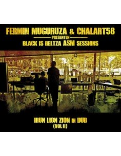 Black is beltza ASM sessions - CD