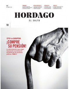 Hordago (El Salto) - octubre 2018