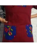 Vestido kurdo solidario