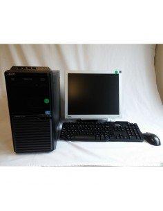Ordenador Completo Acer Veriton i3-3240 M2611G 4GB Ram 500Gb HD