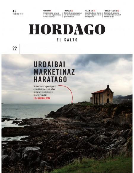 Hordago (El Salto) - Febrero 2019