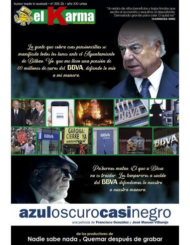 Revista EL KARMA Nº 205 Marzo de 2019