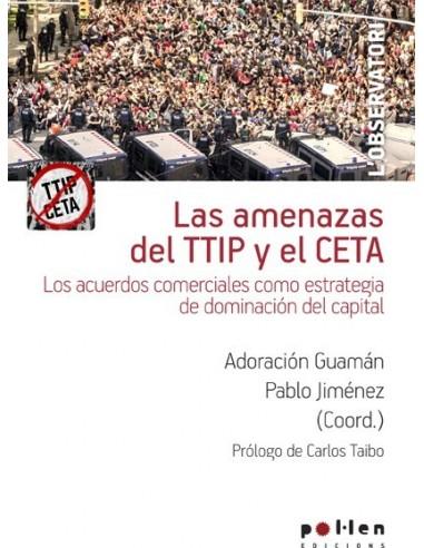 Las amenzas del TTIP y el CETA
