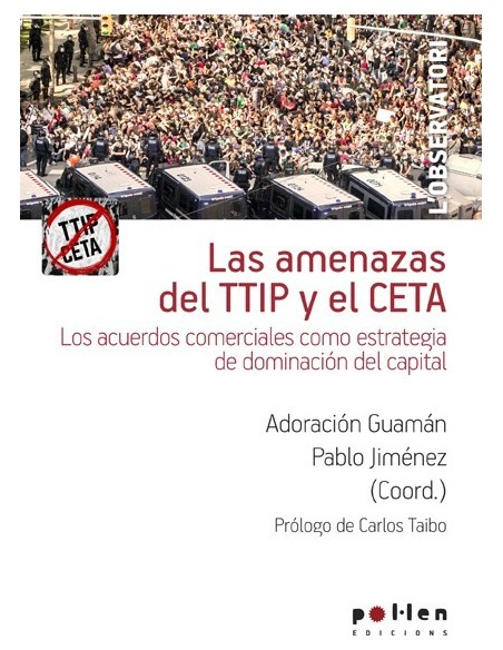 Las amenazas del TTIP y el CETA