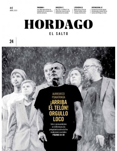 Hordago (El Salto) - Abril 2019
