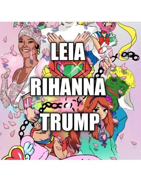 Leia, Rihanna & Trump como el feminismo ha transformado la cultura pop