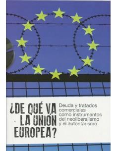 ¿De qué va la Unión Europea?