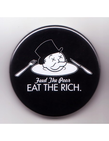 Chapa Feed the poor, EAT THE RICH