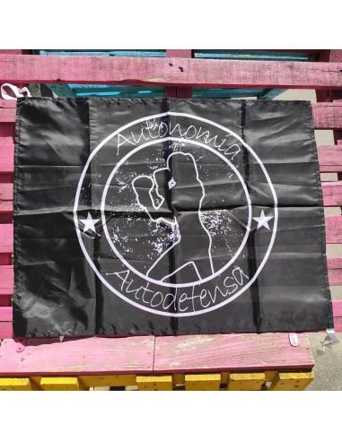 Bandera Autonomía Autodefensa