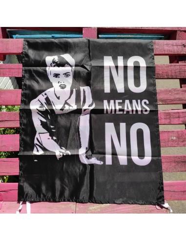 Bandera No Means No