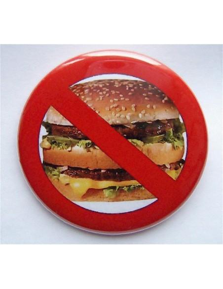 Chapa anti comida basura