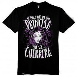 Camiseta Princesa guerrera