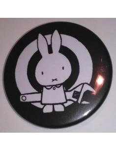 Chapa conejo desobediente