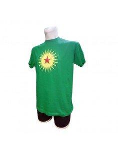 Camiseta Kurdistán