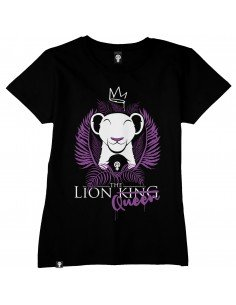Camiseta The Lion Queen