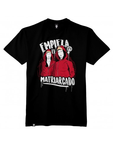 Camiseta Matriarcado