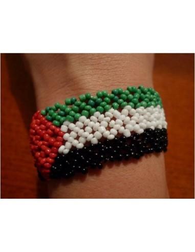 Pulsera Bandera Palestina