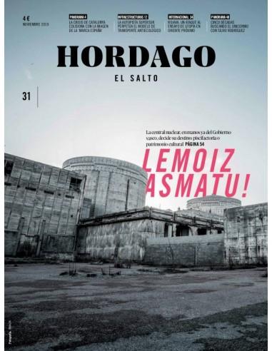 Hordago (El Salto) - Noviembre 2019