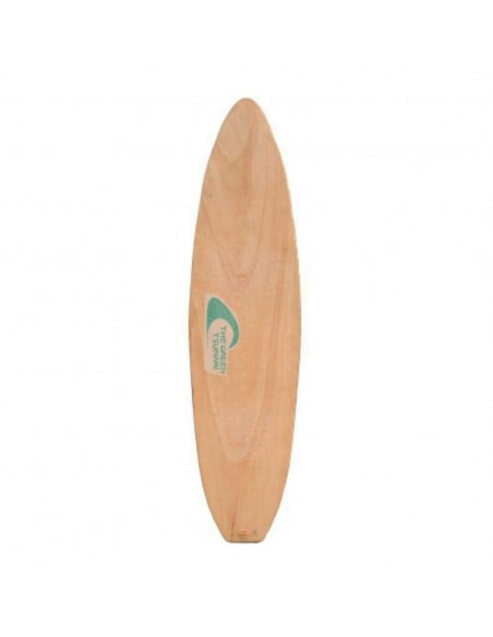 Tabla de surf de madera - evolutiva