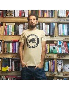 Camiseta black panther party, panther power