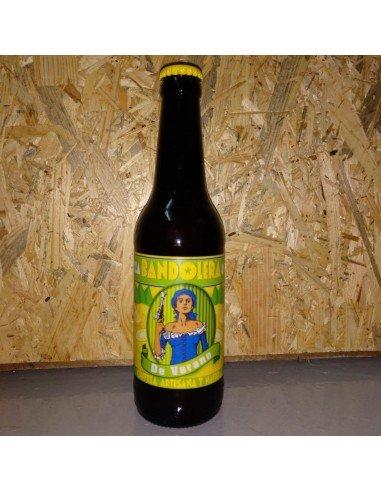 Cerveza Bandolera de Verano