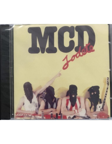 MCD jodete - CD