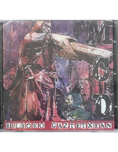 Bilboko Gaztetxean CD