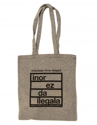 Bolsa Inor ez da ilegala