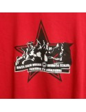 Camiseta musica antifascista