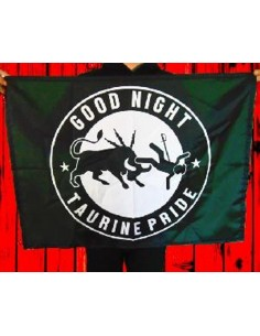 Bandera good night taurine pride