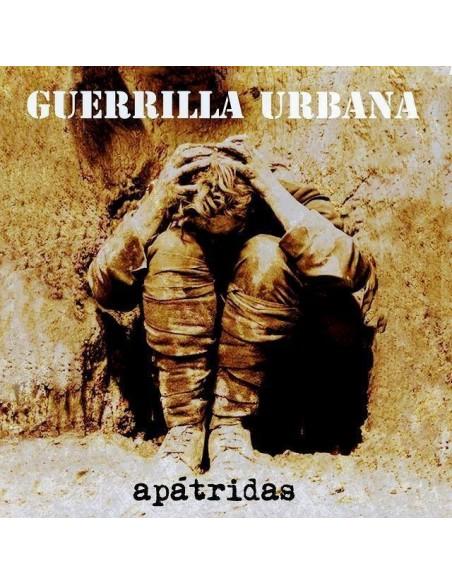 Guerrila Urbana. Álbum Apátridas (CD)
