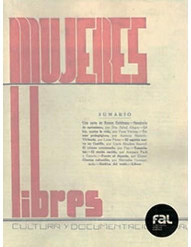 Mujeres Libres nº1, Facsimil