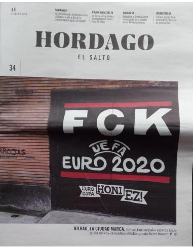 Hordago (El Salto) - Febrero 2020
