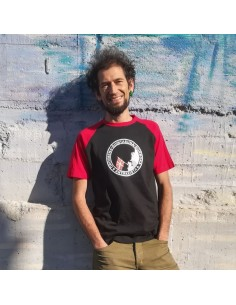 Camiseta oroimena duintasuna borroka antifaxista ikurriña