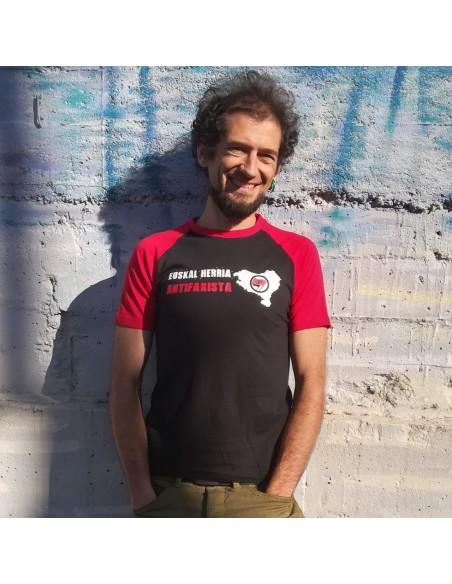 Camiseta euskal herria antifaxista
