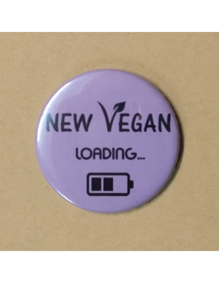 Imán New Vegan Loading