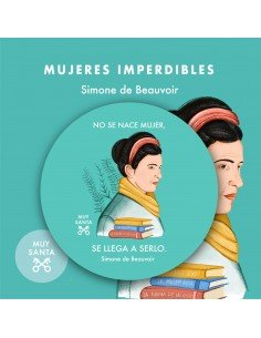 Chapa Simone de Beauvoir