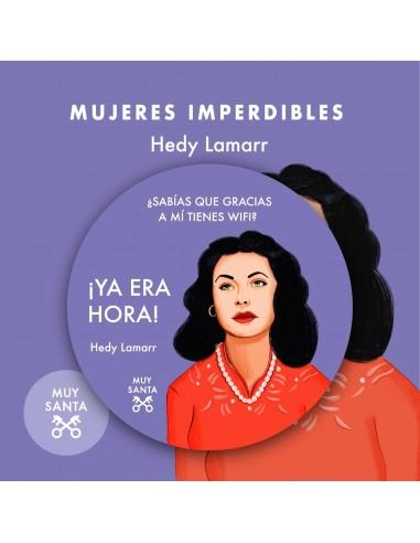 Abridor Hedy Lamarr (imán)