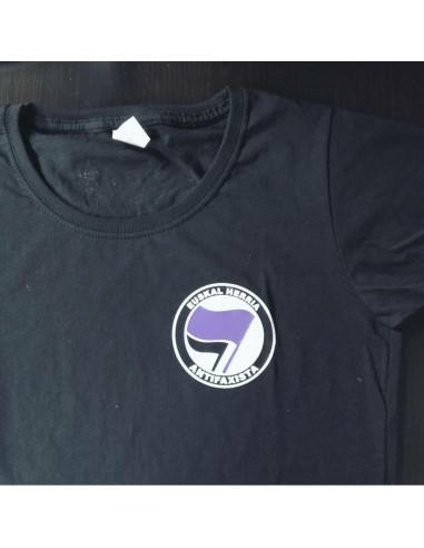 Camiseta Feminista Antifaxista