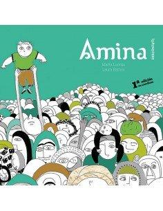 Amina (1ªedición en castellano)