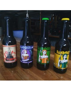 Pack cerveza artesana y natural