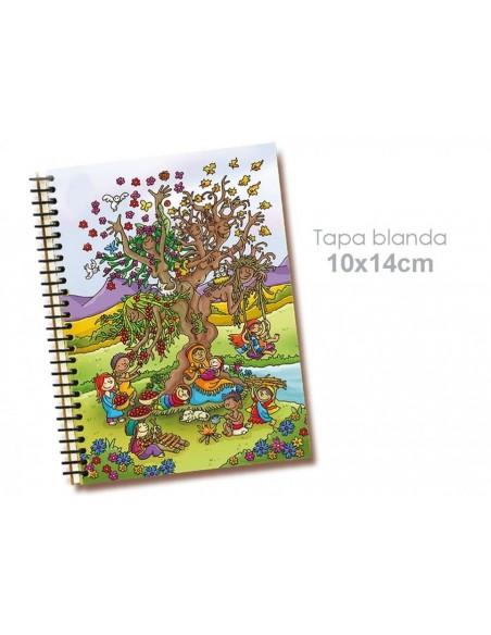 Libreta Amigo árbol