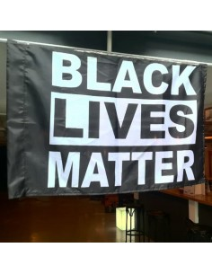 Bandera Black Lives Matter