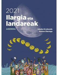 Ilargia eta Landareak 2021eko Agenda